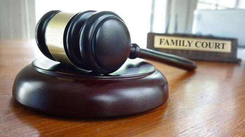 Ras Al Khaimah Courts Department, woman, audio clip, online, complaint, custudy, battle