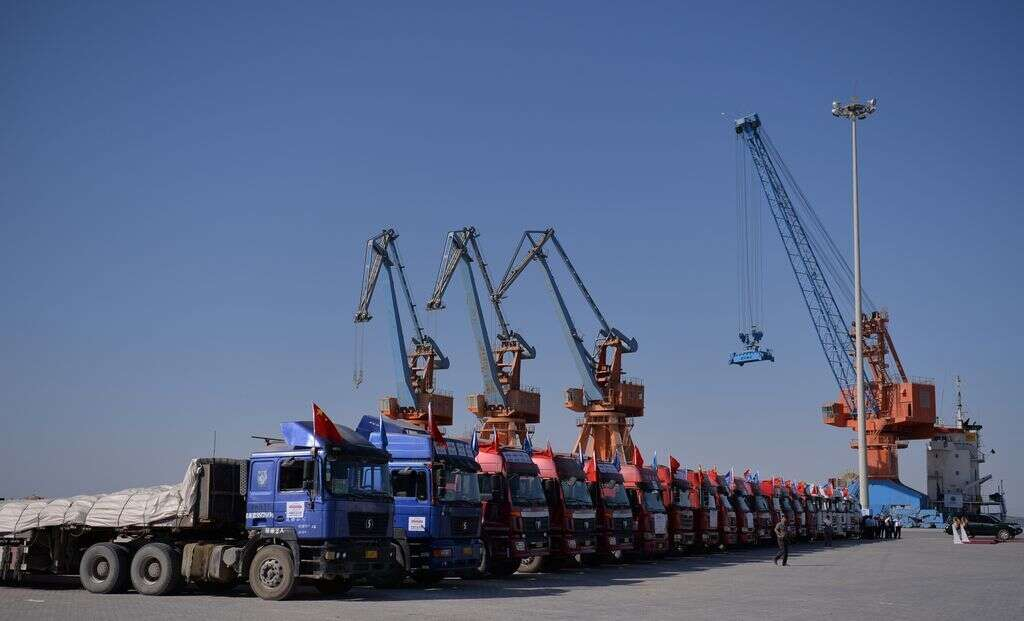 Pakistans economy is poised for positive growth