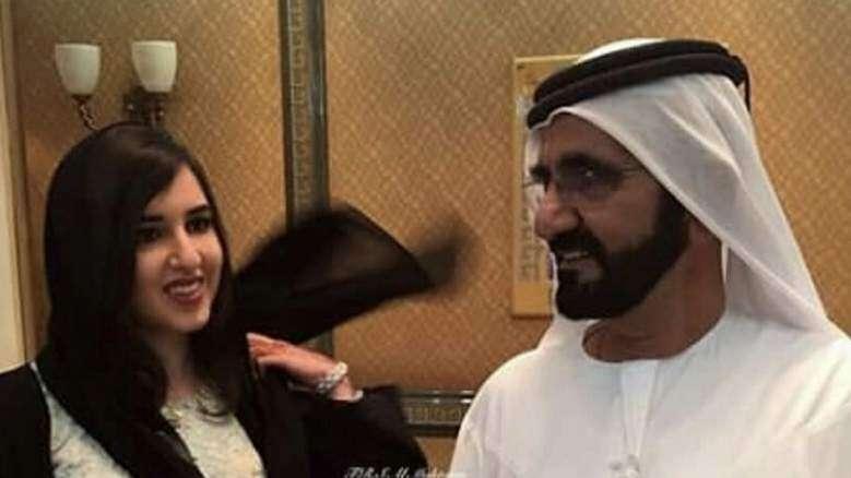 Dubai royal family, sheikh mohammed, sheikh mohammed's daughter, sheikha maryam, royal, family, baby girl, fatema, baby