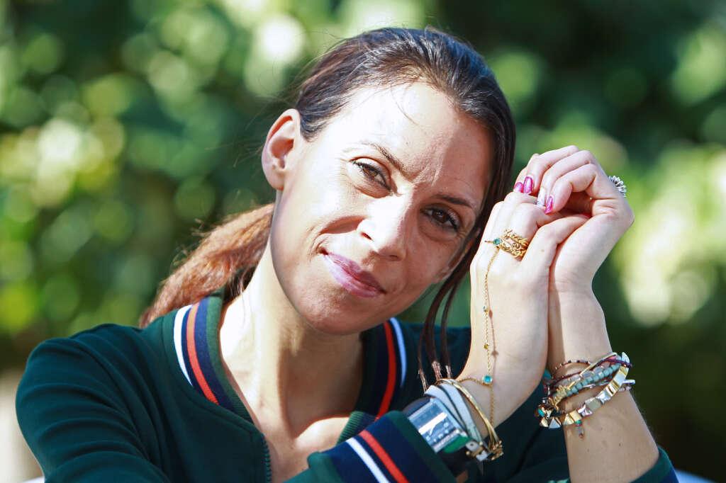 Marion Bartoli is the brand ambassador of 24-Hour Tennis Marathon.