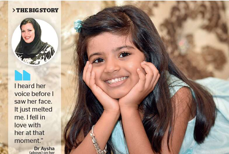 A mother gives adoption a new meaning - News | Khaleej Times