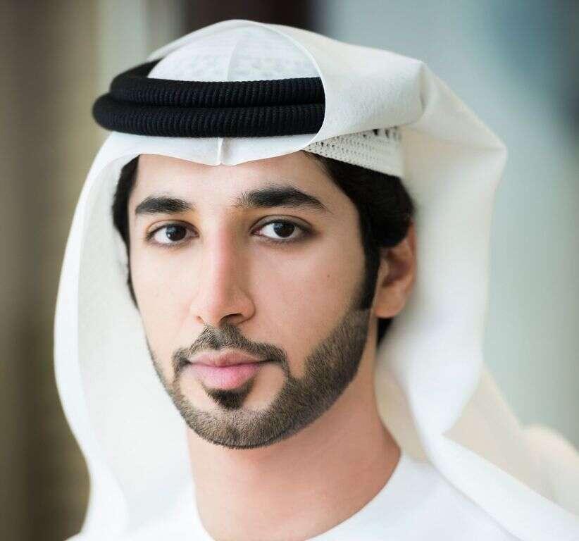 Saif Al Aleeli, CEO of Dubai Future Foundation and Saif Al Aleeli, CEO of Dubai Future Foundation and Carlos Domingo, senior executive officer new business & innovation at du