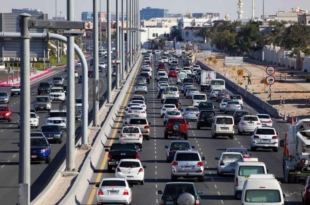 UAE, roads, closed, weekend, Abu Dhabi Department of Transport, Al Itihad Street, First Street in Al Maryah Island,