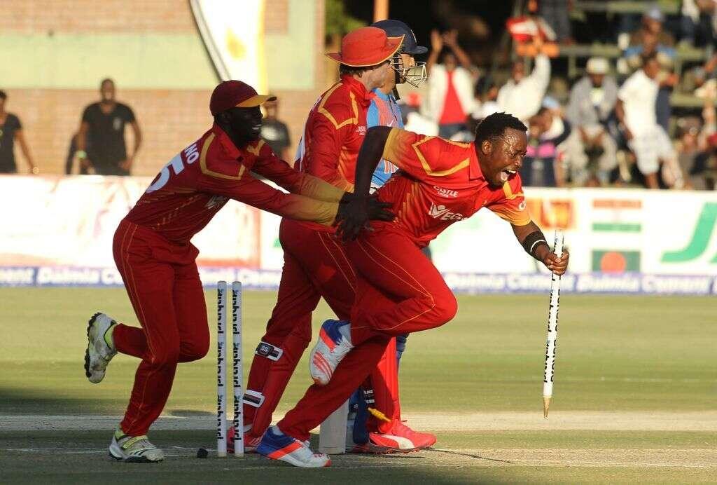 Cricket: Zimbabwe stun India by two runs in T20 thriller