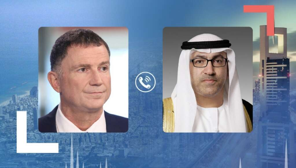 Health ministers of UAE, Israel, discuss, fight, Covid-19