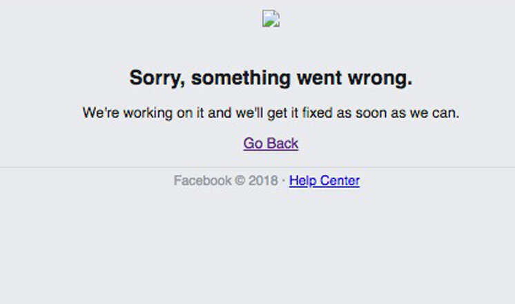 Facebook down in UAE among other parts of the world
