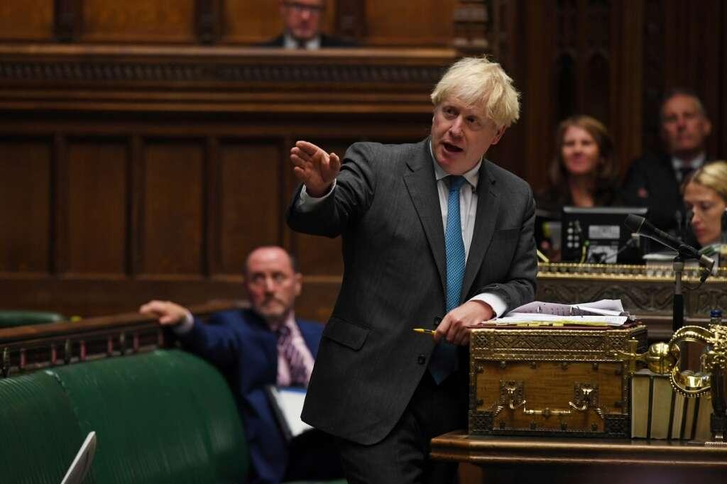 Boris Johnson, Brexit, no deal, European union, eu