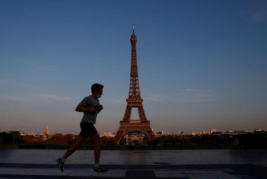 France, Emmanuel Macron, Edouard Philippe, Paris, coronavirus, Covid-19