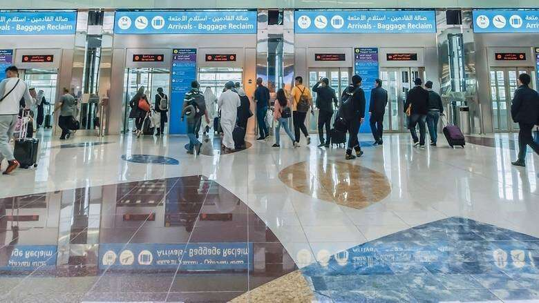 Residents, urged, get, green, ICA message, before returning, UAE