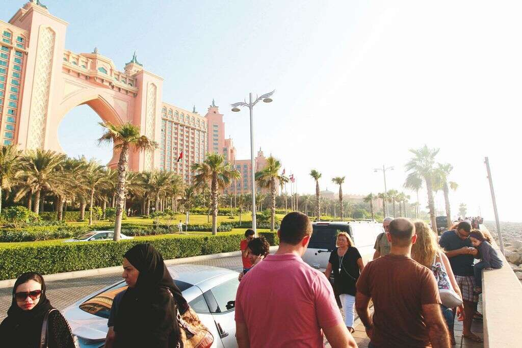 UAE tourism sector to hit Dh237b