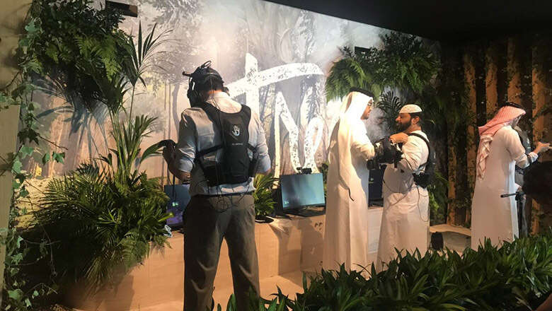 VR projects that impressed Sheikh Hamdan come to Dubai