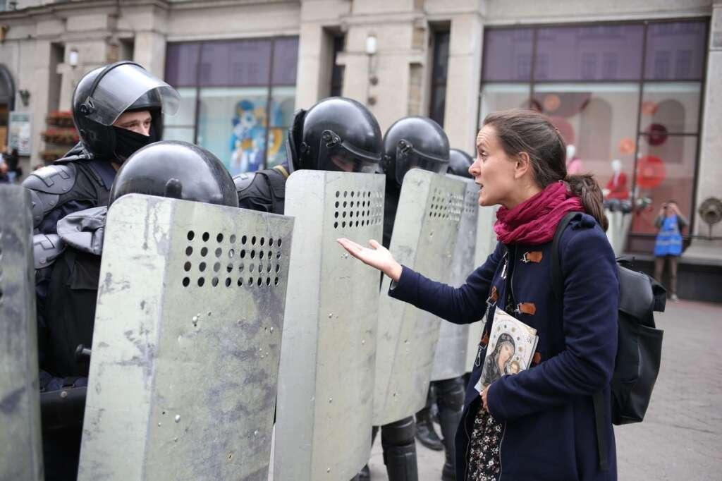 Belarus, Minsk, Lukashenko, Putin, protests