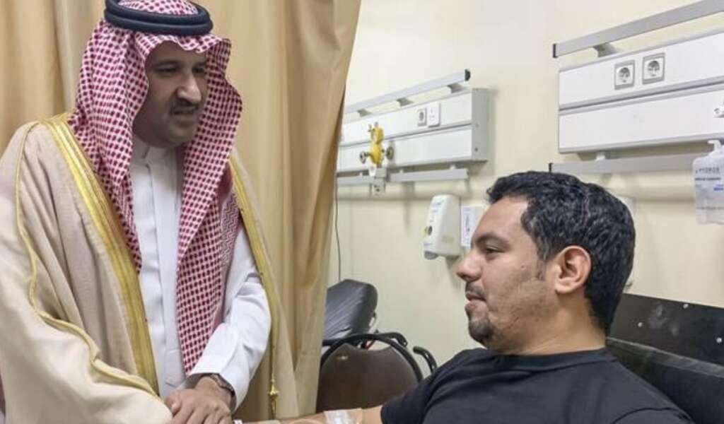 saudi, security, men, hurt, shootout, citizen