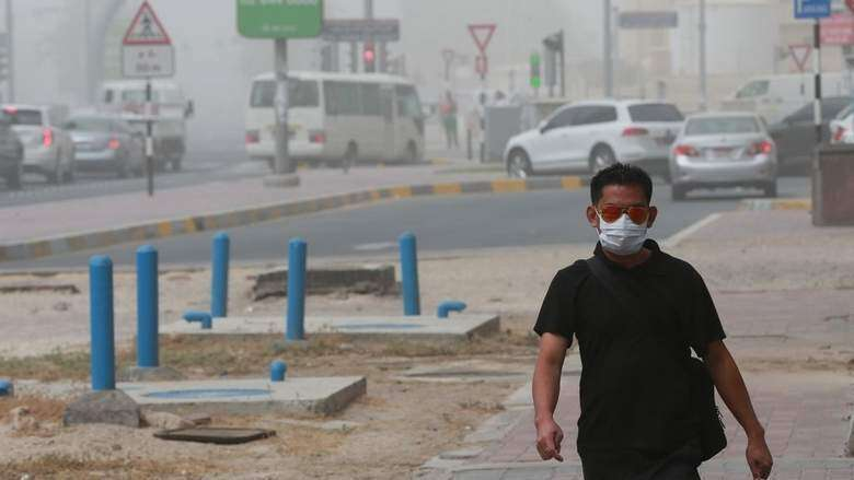 UAE weather: Residents warned about blowing dust, rough sea
