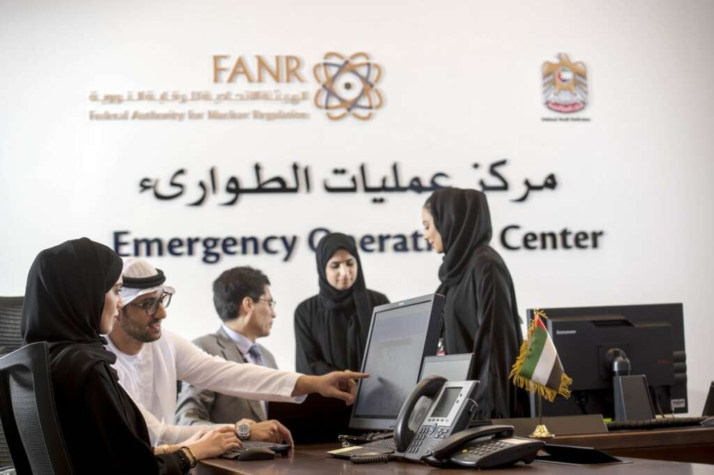 Processes, Barakah, nuclear plant, constantly monitored, FANR