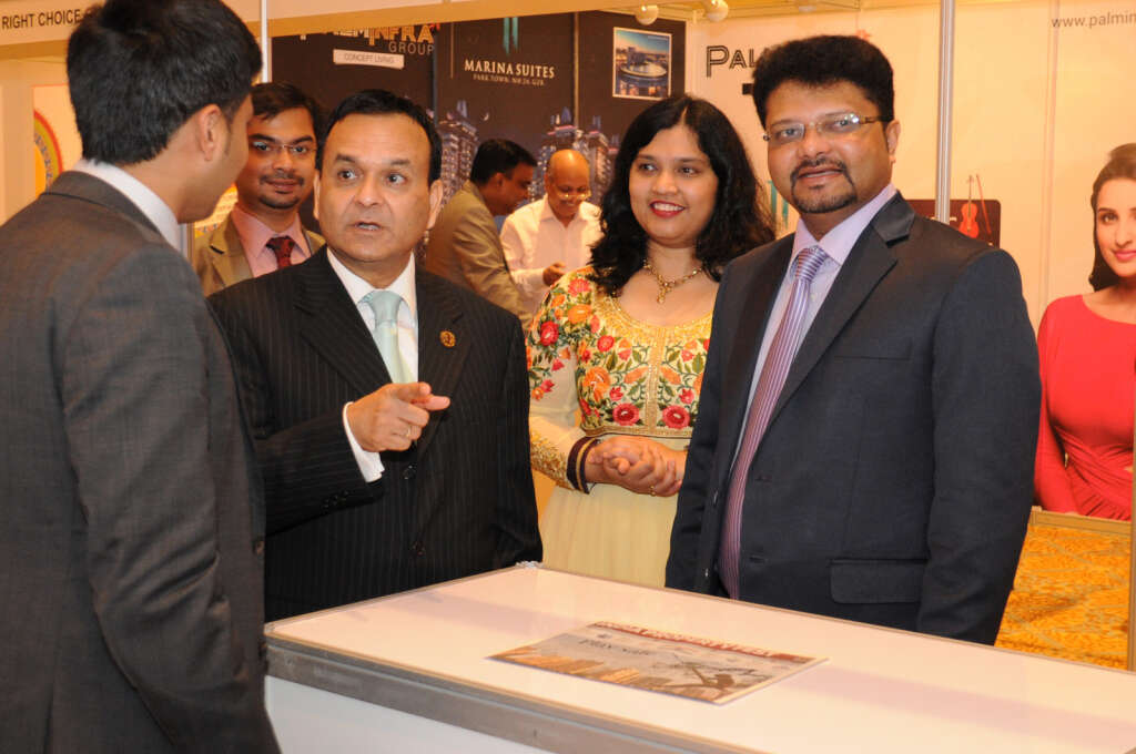 NRIs see investment opportunities at India Property Fest