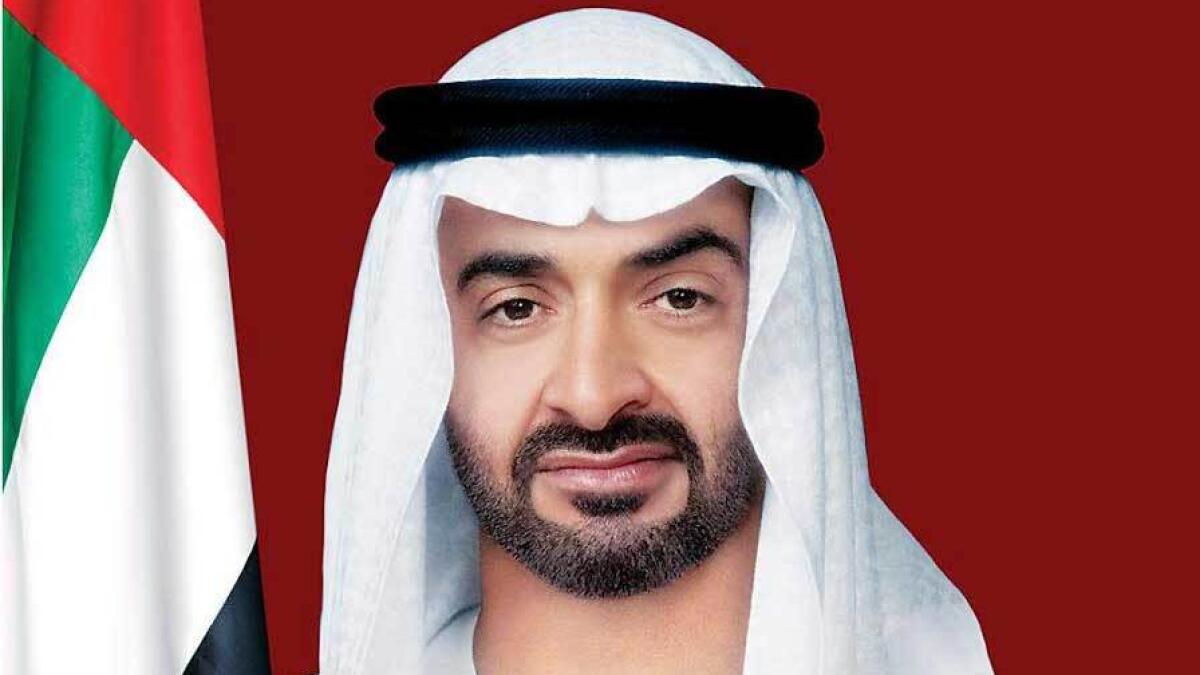 Mohammed bin Zayed condemns Nice attack