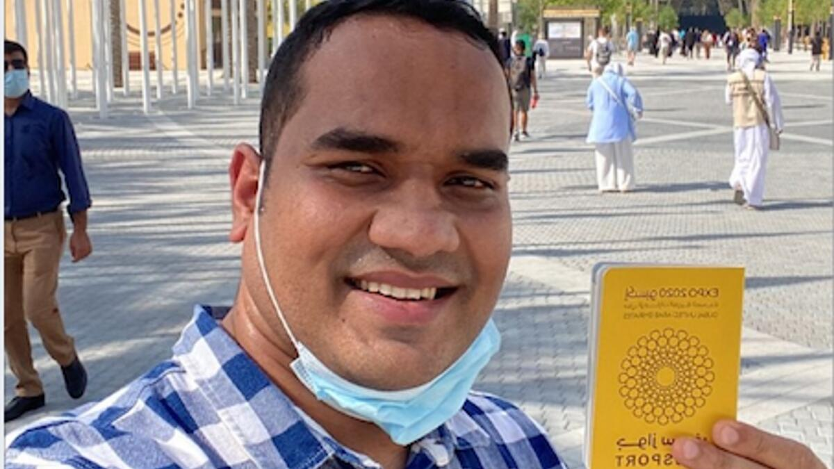 Expo 2020: Dubai expat uses annual leave to visit 100 'countries' in 5 days