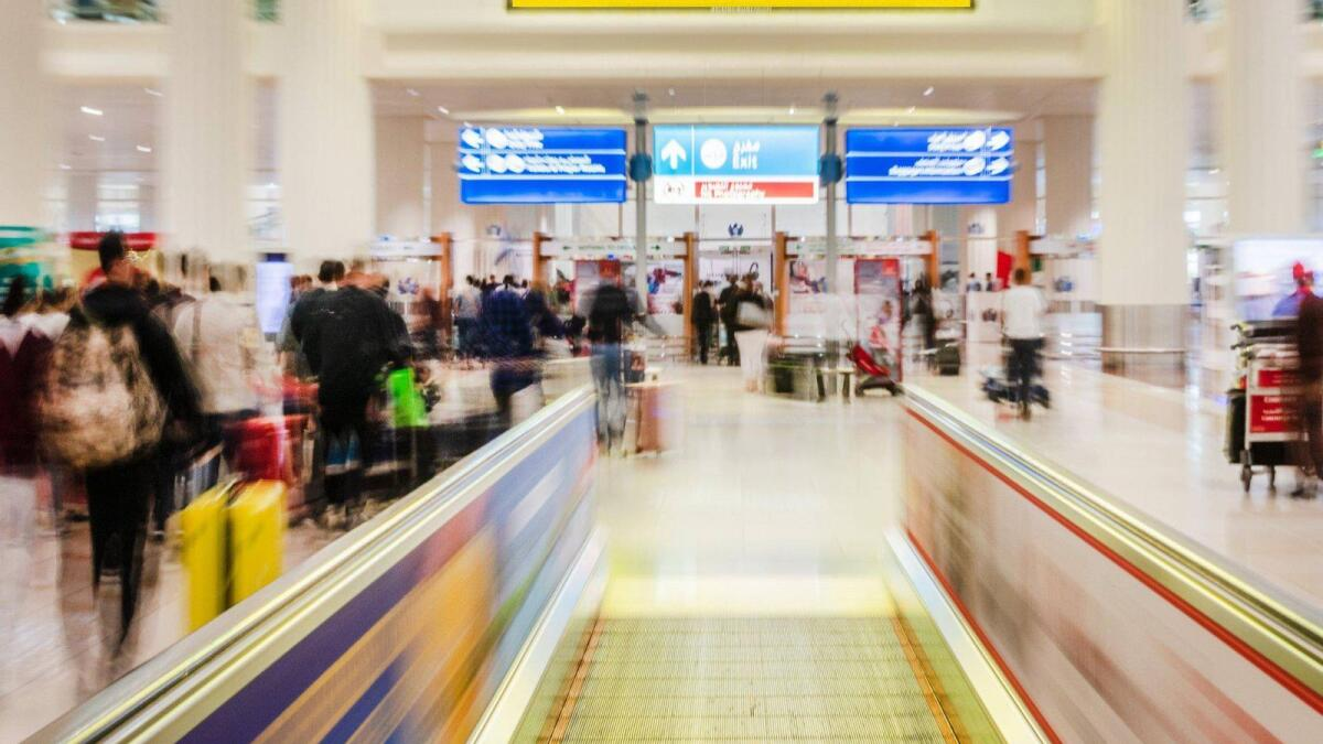 Dubai airport to deliver food to passengers at terminal