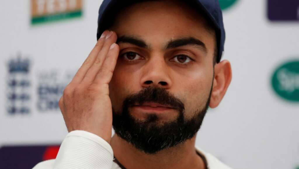 Virat Kohli Fined For Washing Car With Drinking Water News