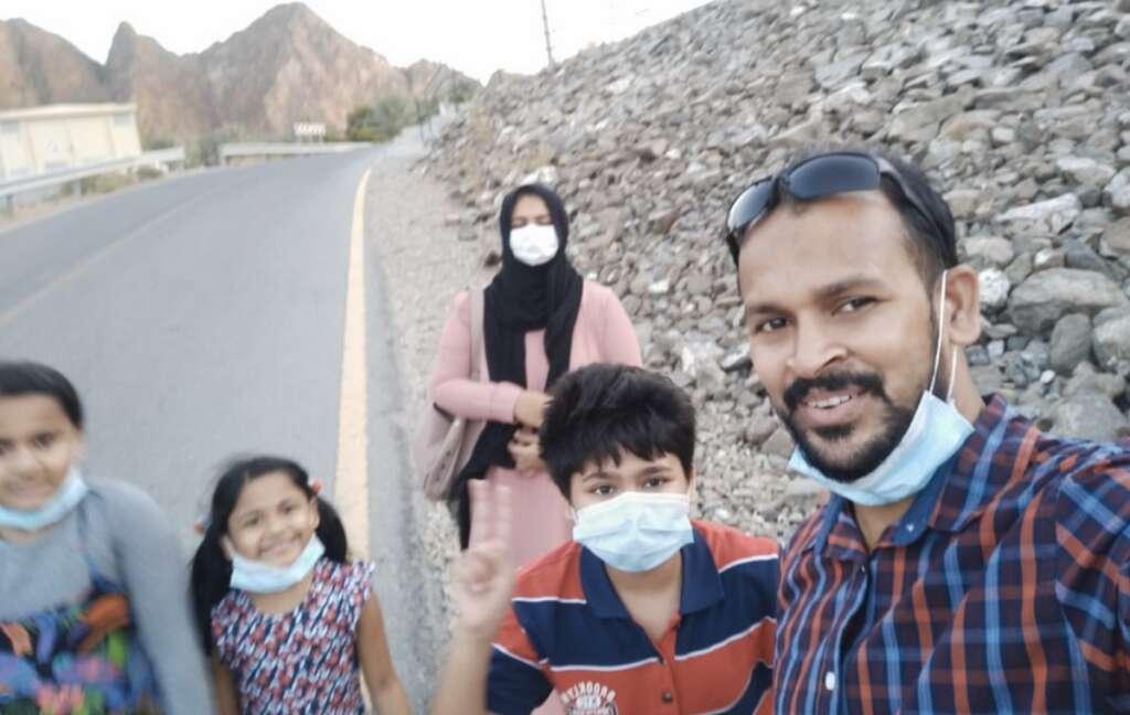 Shemir Vadakkan Pathappiriyam, Air India Express crash, Dubai, expat