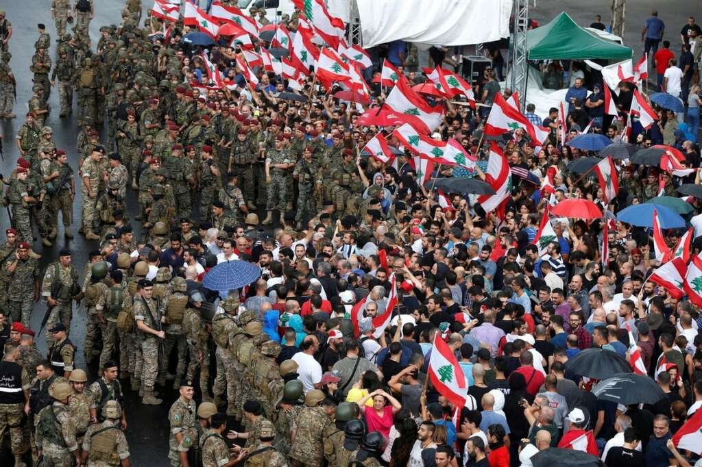 lebanon, budget, clashes