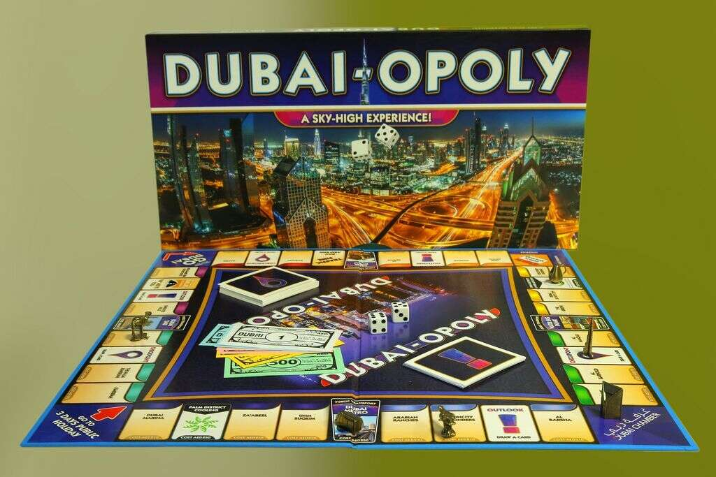 Dubai gets its own version of Monopoly