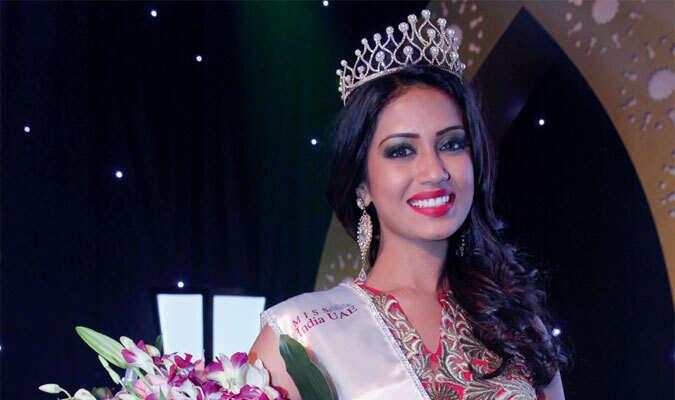 Beauty call with Miss India UAE Nivetha Pethuraj