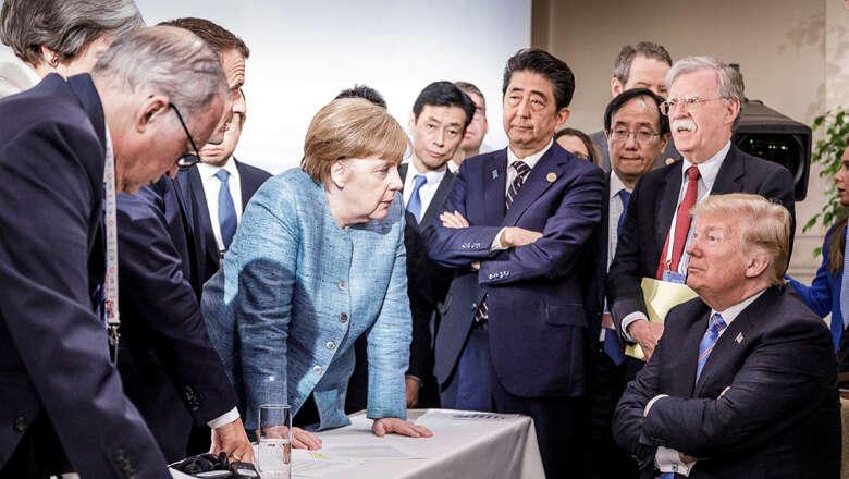 World milestones in 2018: North, South Korean leaders make peace; Trump-Putin meet in Helsinki; China lifts presidential term limits