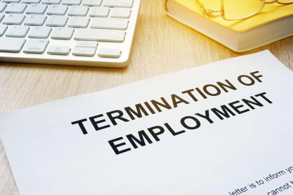 employer, termination, job, work, Ashish Mehta