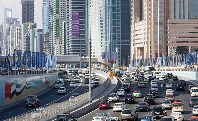 Beware, new UAE traffic rules take effect this July