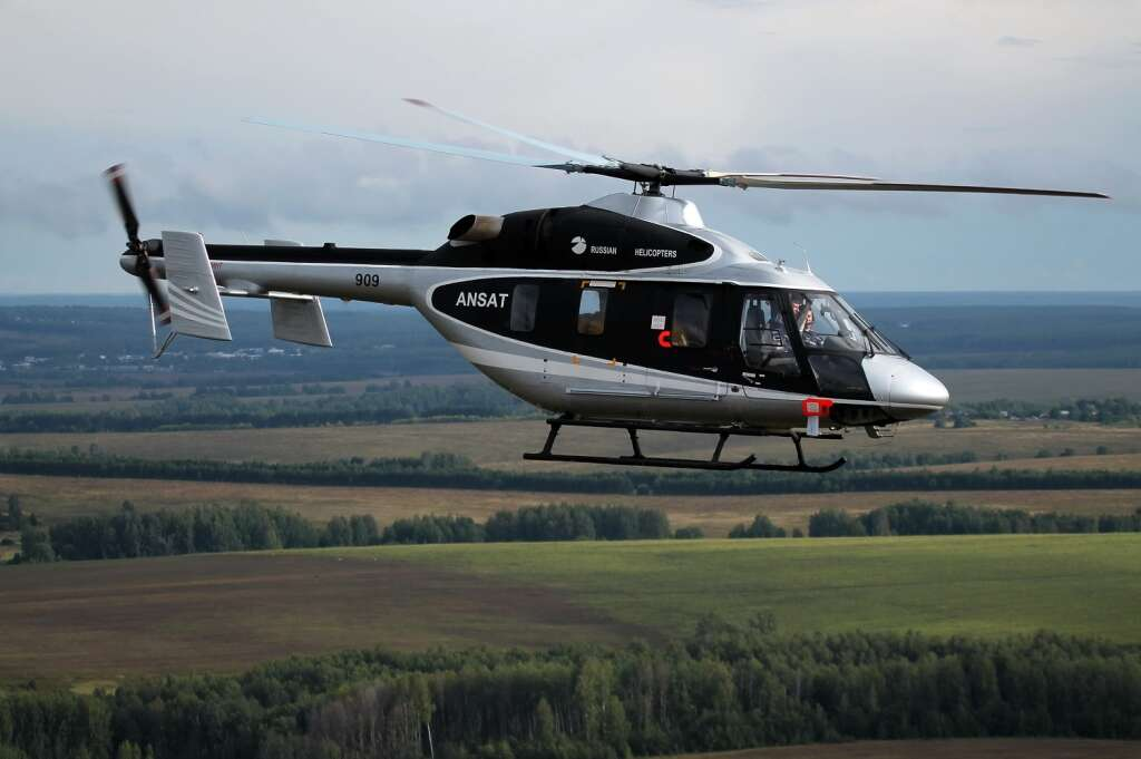 Russian Helicopters sees significant rise in orders