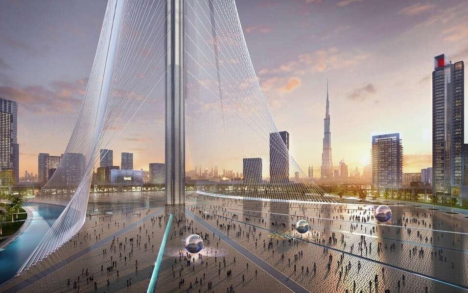 New Dubai tower to be taller than Burj Khalifa - News