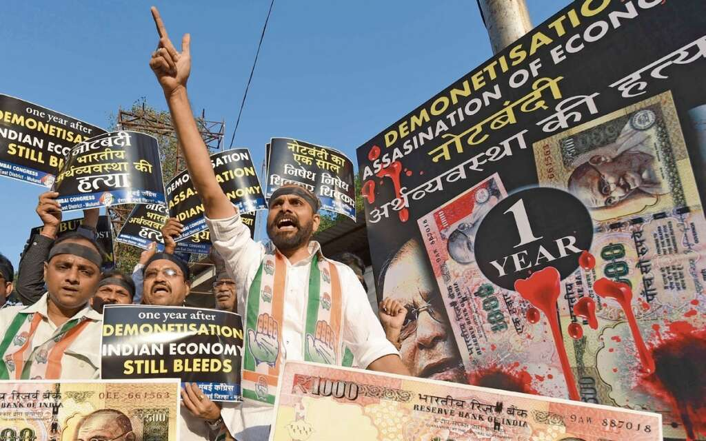 A year on, NRIs debate effects of note ban