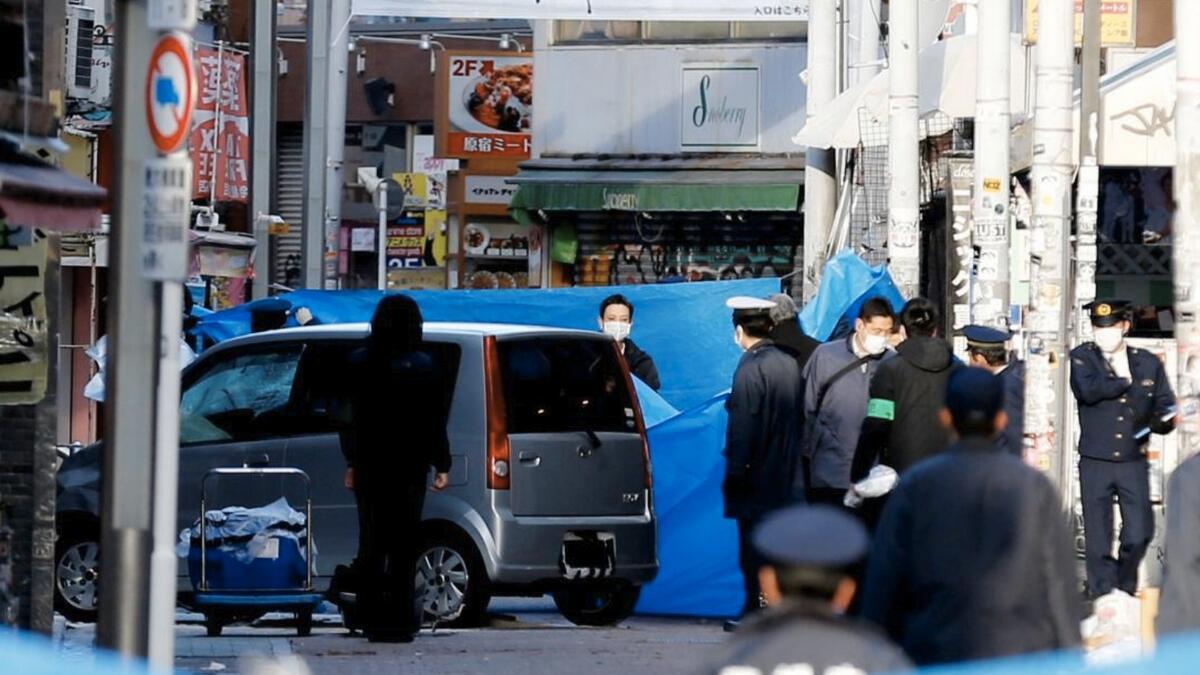 Terror strikes on New Years Eve in UK, Japan; several injured