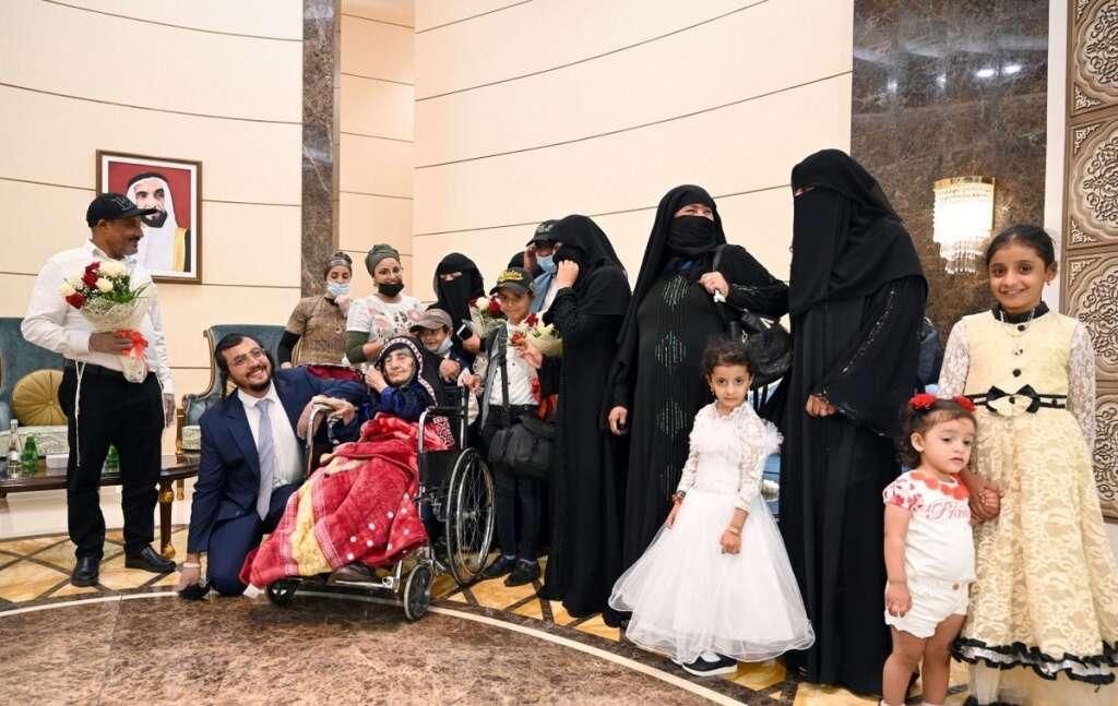 UAE, reunites, Yemeni, Jewish family, 15 years of separation,