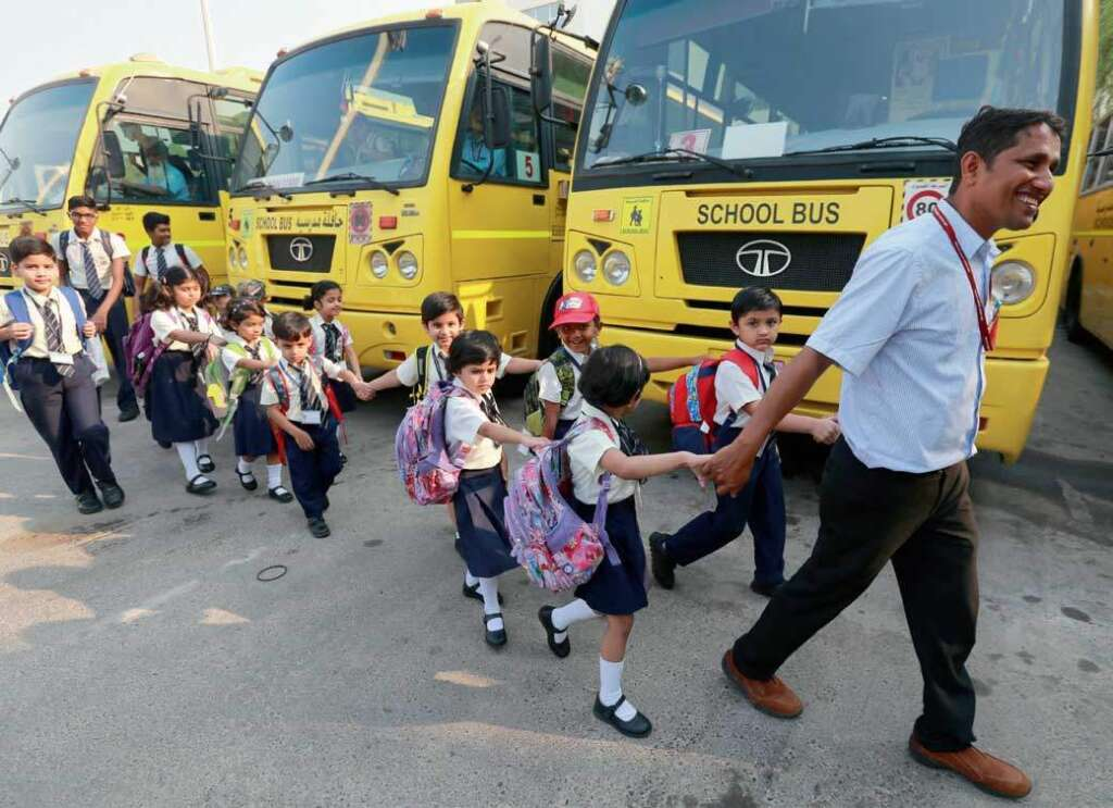 Dubai school, KHDA, winter holidays, school holidays, winter break, ministry of education