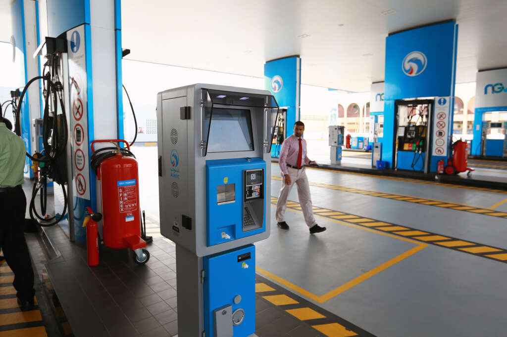 New self-refuel service for motorists in Abu Dhabi