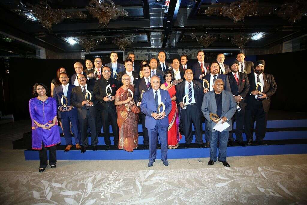 UAE's prominent Indian business leaders honoured in Dubai