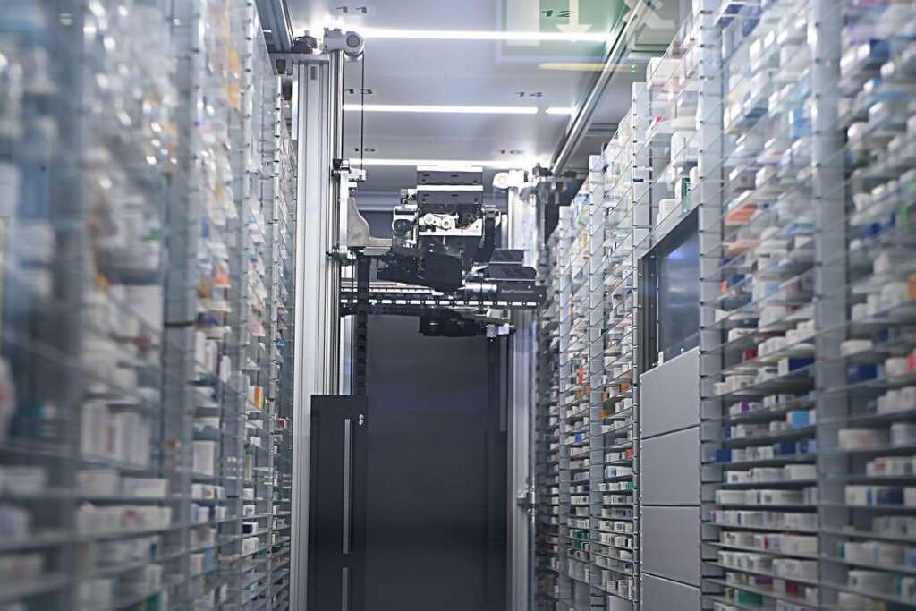 Robots help dispense 1.7m medicines since 2014 in UAE