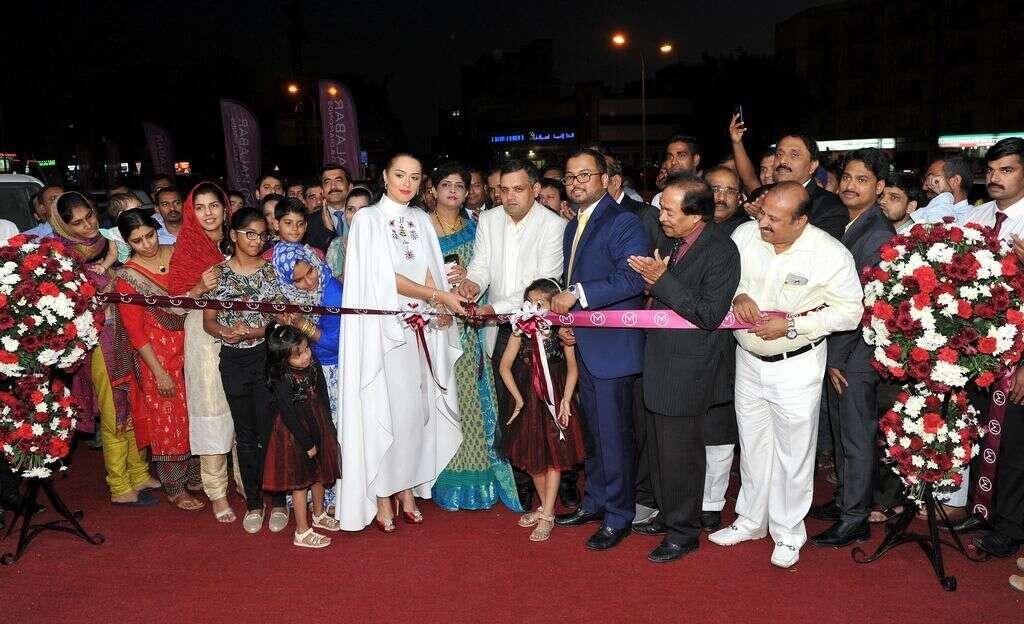 Malabar Gold & Diamonds opens expanded Doha store - Khaleej Times