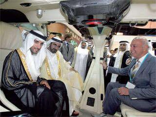 Dubai to expand rail network