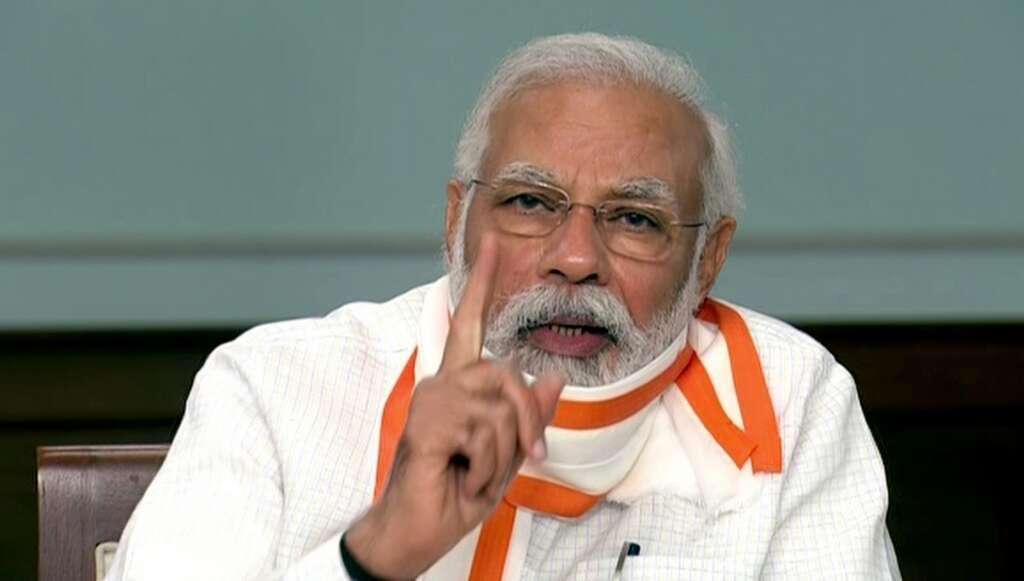 AatmaNirbhar Bharat Innovate Challenge, Narendra Modi