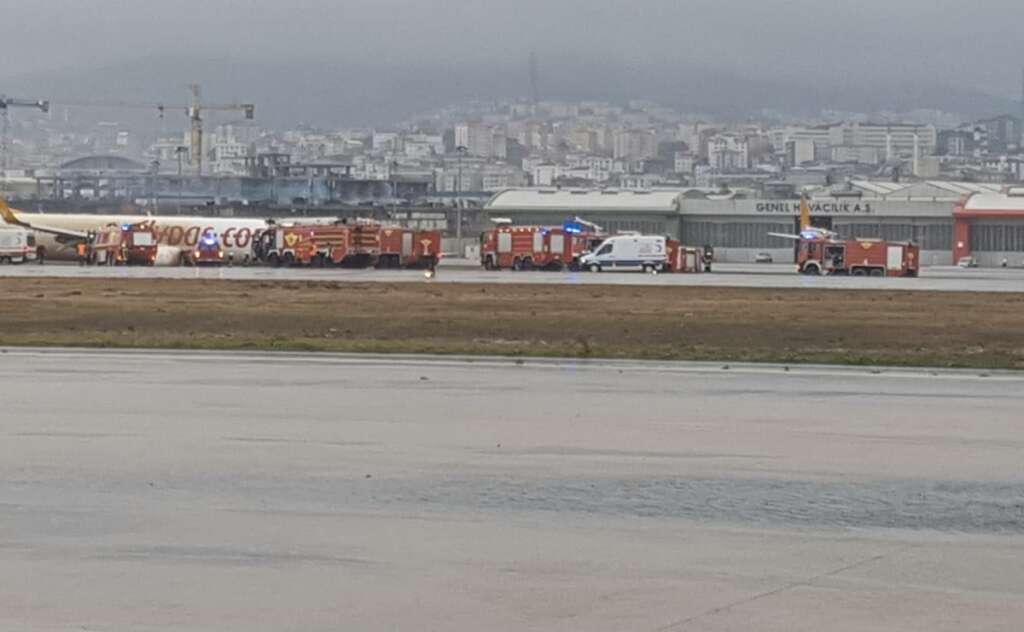 Istanbul, Sharjah flight, Sabiha Gokcen Airport, Boeing