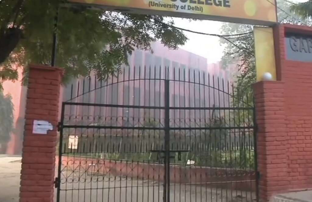 Delhi college students, molestation, Gargi College