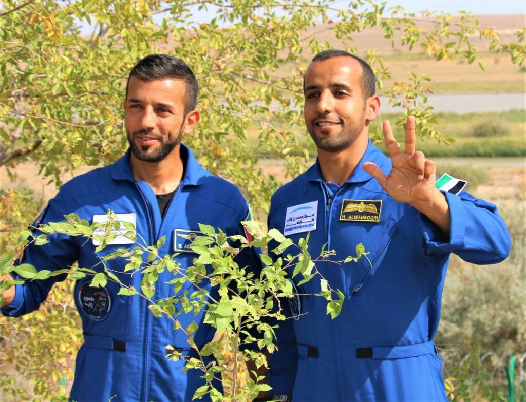 Hazzaa, Sultan, Sultan AlNeyadi, Hazzaa AlMansoori, key role, selecting, next UAE astronaut,