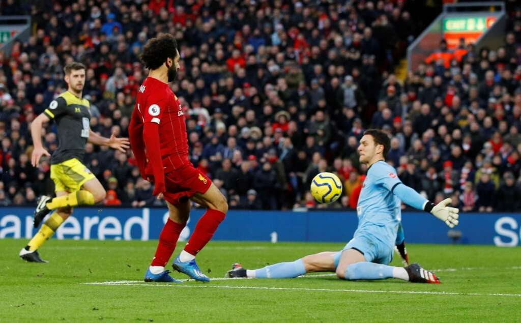 Liverpool surge on, Leicester and Chelsea draw