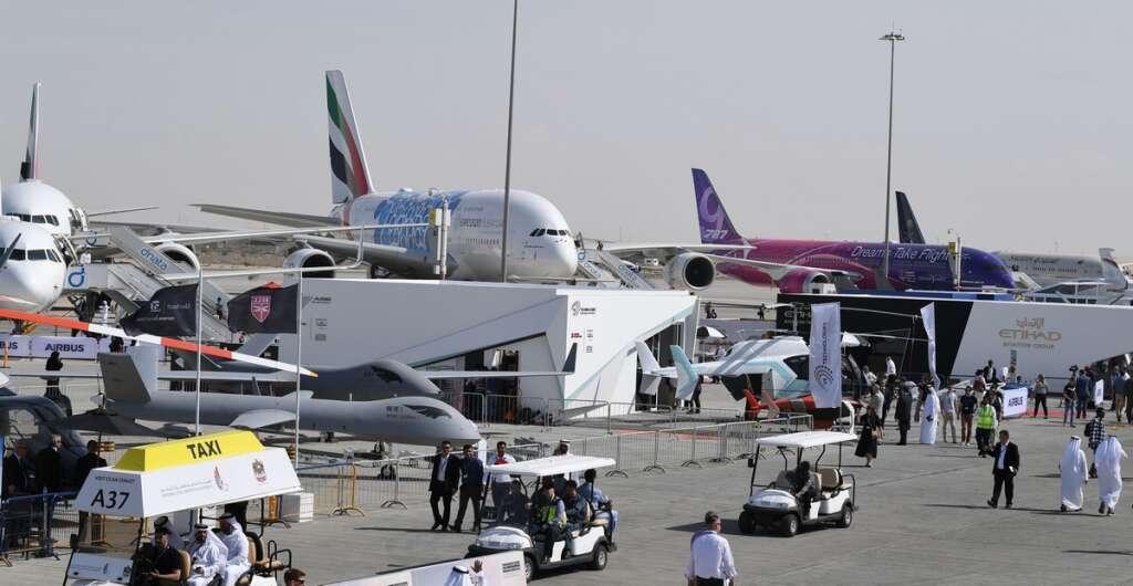 Dubai Airshow, UAE Ministry of Defence, Airshow