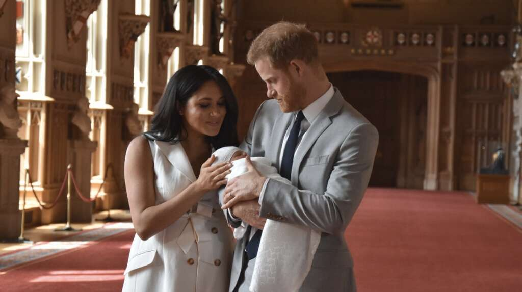 What does newborn UK royals name Archie Harrison mean?