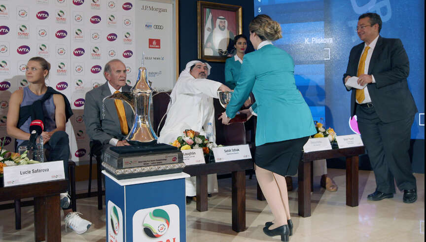 Its 50-50: Tahlak on Federers chances of playing in Dubai